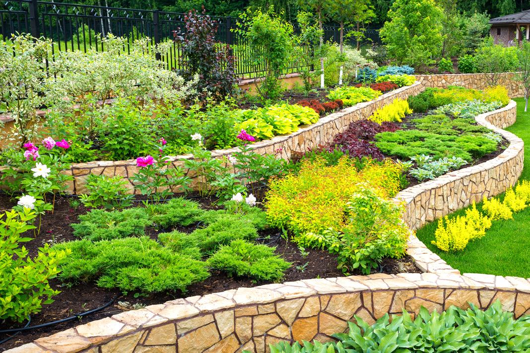 5 Sloping Garden Ideas that will Transform your Backyard 1