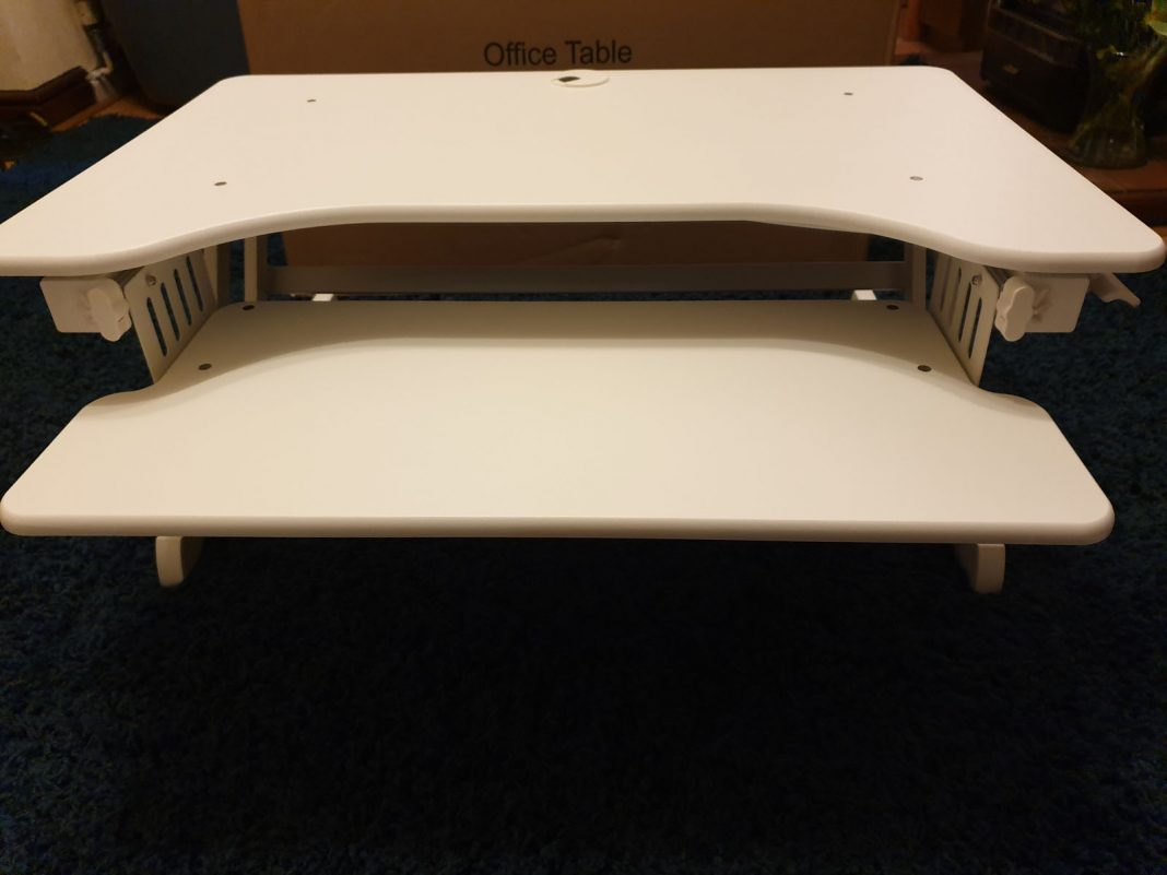 Top Walking Pad Treadmill UK with standing Desk 2021 6